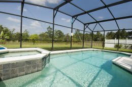 Relax by the Pool in your vacation rental